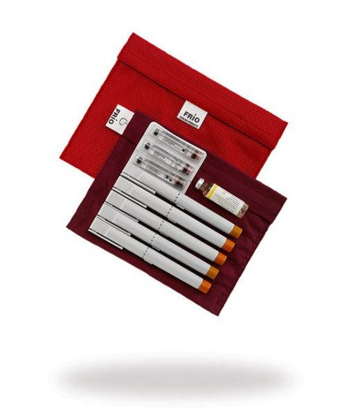 xl insuline rouge rafraîchissante