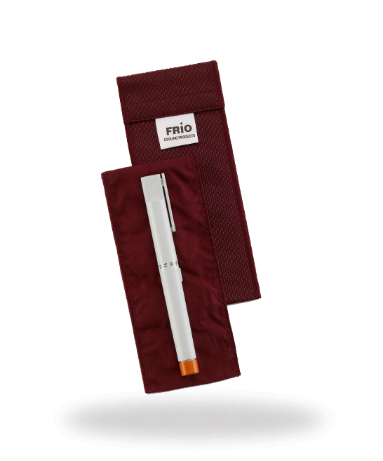 Frio Cooler insuline Bourgogne individuel
