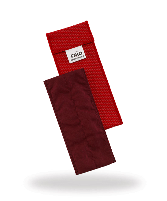 Frio Cooler insuline rouge individuel