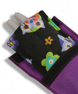 Frio Hibou violet Refroidisseur d'insuline