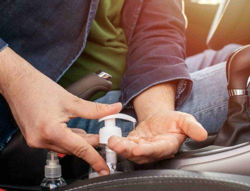 Protégez votre désinfectant pour mains pour qu'il puisse vous protéger